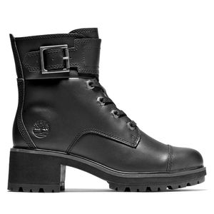 Women's Kori Park Buckle Lace Boot Negro