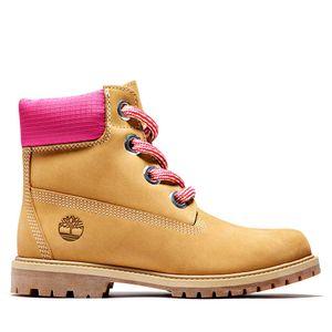 Women's Timberland® Heritage 6-Inch Waterproof Boot Amarillo