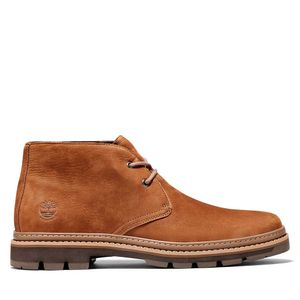 Men's Port Union Waterproof Chukka Boots Café medio