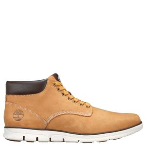 Men's Bradstreet Leather Chukkas Amarillo