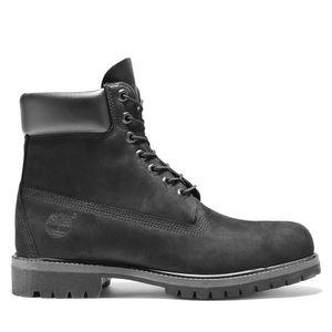 Men's Timberland® Premium 6-Inch Waterproof Boots Negro