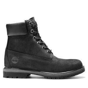 Women's Timberland® Premium 6-Inch Waterproof Boots Negro