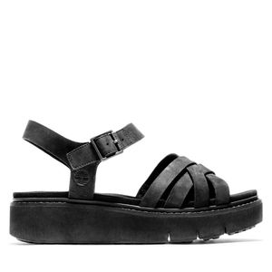 Women's Safari Dawn Multi-Strap Sandal Negro