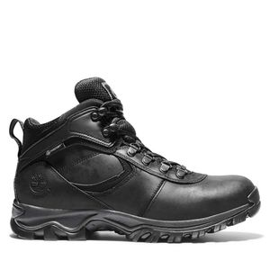 Men's Mt. Maddsen Waterproof Mid Hikers Negro