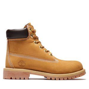 Junior Timberland® Premium 6-Inch Boots Amarillo