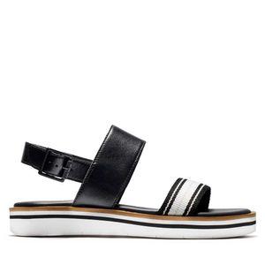 Women's Adley Shore Ankle Strap Sandals Negro