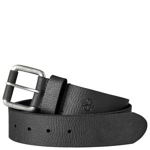 Men's 40MM Milled Pull-Up Belt Negro