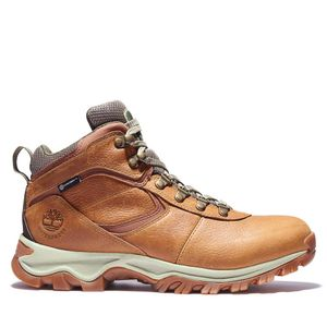 Men's Mt. Maddsen Waterproof Mid Hikers Café claro