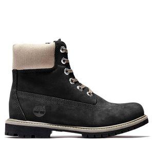 Women's Timberland® Premium 6-Inch Waterproof Boot Negro