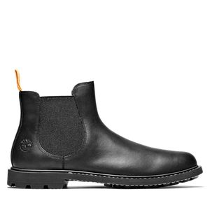 Men's Belanger EK+ Leather Chelsea Boots Negro
