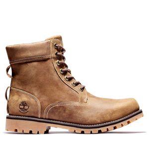 Men's Rugged Waterproof II 6-Inch Boots Café medio