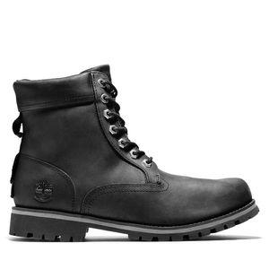 Men's Rugged Waterproof II 6-Inch Boots Negro