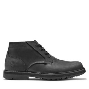 Men's Squall Canyon Waterproof Chukka Boots Negro