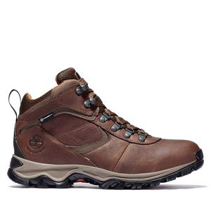 Men's Mt. Maddsen Waterproof Mid Hikers Café obscuro