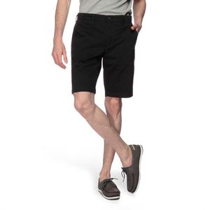 Bermudas Chino Stretch Negro