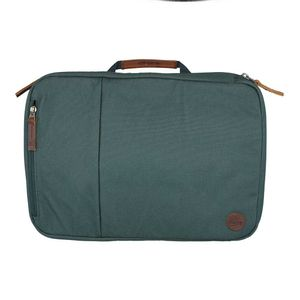 Funda doble para Laptop y Tablet Verde olivo