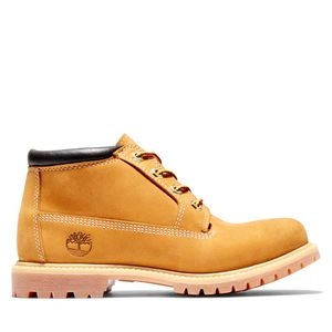 Timberland Botas Nellie Chukka Impermeables para mujer Amarillo