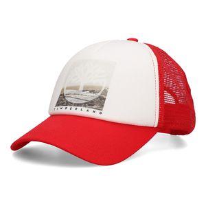 Men's Trucker Cap Tango Red Rojo