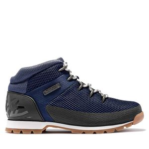 Men's Euro Sprint Mid Hiking Boots Azul obscuro