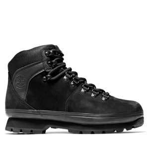 Timberland Bota Euro Hiker Mixed-Media Waterproof para Mujer