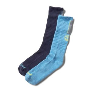 Timberland Paquete de 2 pares de calcetines con rayas reflectantes para Hombre
