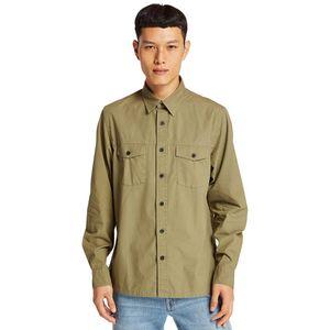 Timberland Camisa Cargo Manga Larga para Hombre