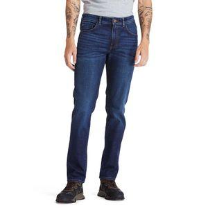 Timberland Pantalones de mezclilla Sargent Lake Denim Jeans de corte ajustado para Hombre