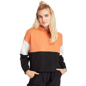 Timberland Sudadera con capucha colorblock para Mujer
