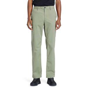 Timberland Pantalones chinos elásticos Squam Lake  de corte recto y algodón orgánico para Hombre