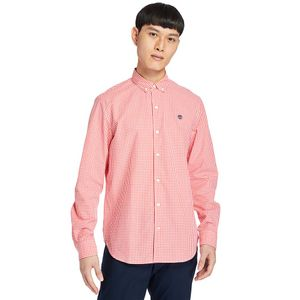 Timberland Camisa de cuadros Suncook River de manga larga para Hombre