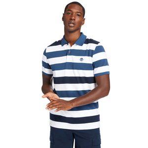 Timberland Camisa Polo de piqué a rayas para Hombre