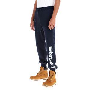 Timberland Sweatpants con logotipo para Hombre  Azul obscuro