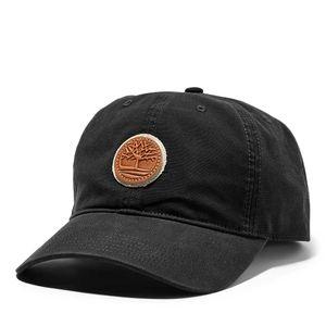 Timberland Gorra de lona de algodón para Hombre