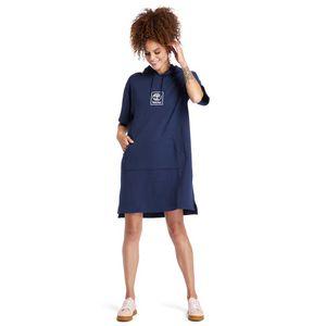 Timberland Vestido de manga corta con gorro para Mujer