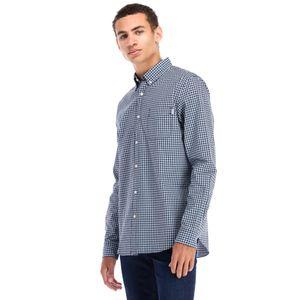 Timberland Camisa de cuadros de manga larga Indian River para hombre