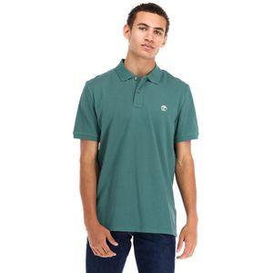 Timberland Camisa Polo Piqué Millers River para hombre de corte regular