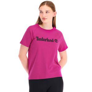 Timberland Playera con logo para mujer